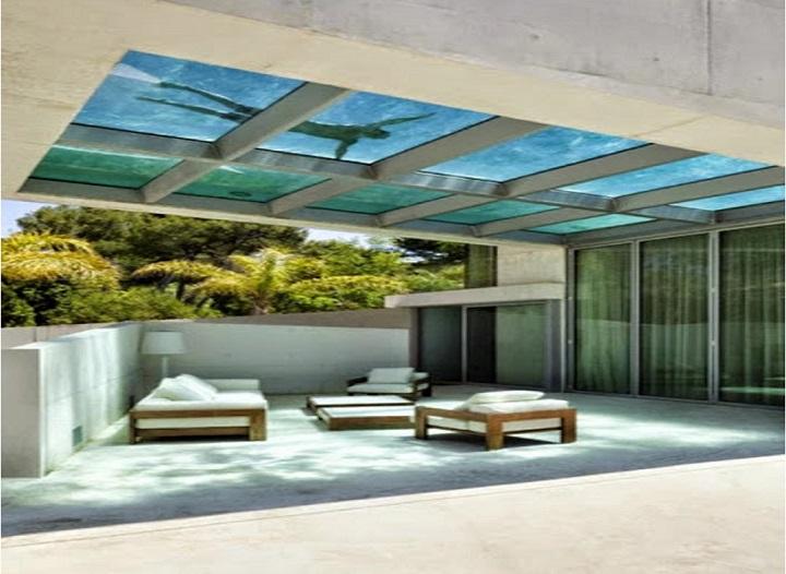 Relaxing Rooftop Pools Ideas Homeinterioro