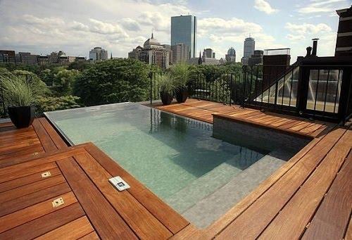 Hideaway Development | Rooftop Pool Ideas
